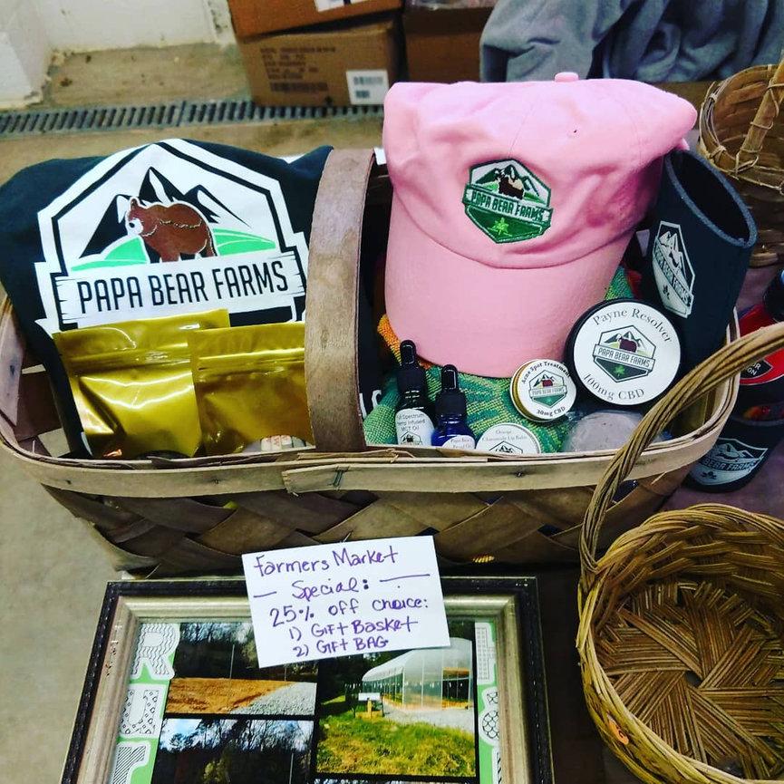 Rural Hall Nc Organic Cbd Hemp Products Papa Bear Farms